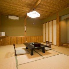 Отель Hanareyado Yamasaki Минамиогуни комната для гостей
