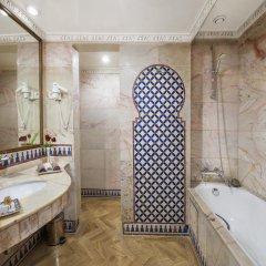 Отель Club Val D Anfa Марокко, Касабланка - отзывы, цены и фото номеров - забронировать отель Club Val D Anfa онлайн ванная