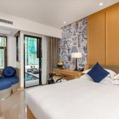 Отель Manathai Surin Phuket 4* Номер Делюкс двуспальная кровать фото 10