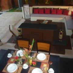 Отель Alanta Villa питание фото 2