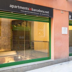 Апартаменты AinB Born-Tiradors Apartments Студия фото 4