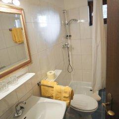 Отель Gastehaus Eva-Maria Австрия, Зальцбург - отзывы, цены и фото номеров - забронировать отель Gastehaus Eva-Maria онлайн ванная