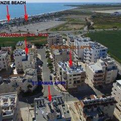 Отель Nondas Hill Apts Кипр, Ларнака - отзывы, цены и фото номеров - забронировать отель Nondas Hill Apts онлайн спортивное сооружение
