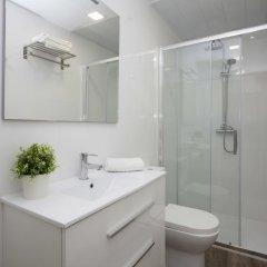 Отель Quart Apartment Испания, Валенсия - отзывы, цены и фото номеров - забронировать отель Quart Apartment онлайн ванная фото 2