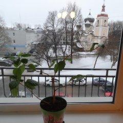 Апартаменты Уют на Стратилатовской балкон