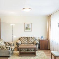 Гостиница Карелия & СПА 4* Улучшенный номер с различными типами кроватей фото 7