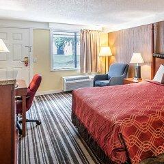 Отель Econo Lodge 2* Стандартный номер с различными типами кроватей фото 3