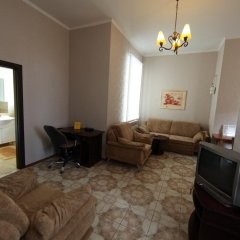 Гостиница Одесса Executive Suites 3* Семейный люкс 2 отдельными кровати фото 3