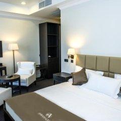 Отель Амбассадор 4* Стандартный номер с двуспальной кроватью фото 2