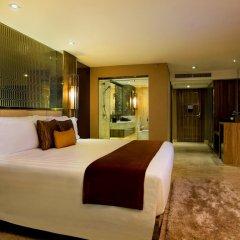 Отель Centara Grand Phratamnak Pattaya 5* Номер Делюкс с различными типами кроватей фото 3
