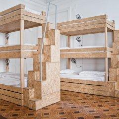 The Independente Hostel & Suites Кровать в общем номере фото 5