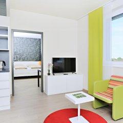 Отель Harry's Home Hotel München Германия, Мюнхен - 1 отзыв об отеле, цены и фото номеров - забронировать отель Harry's Home Hotel München онлайн комната для гостей фото 10