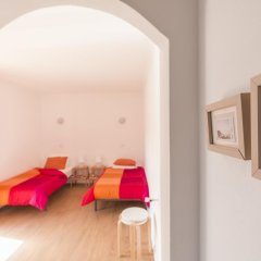 HomeMoel Hostel комната для гостей фото 2