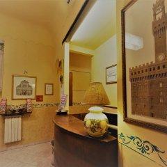 Отель Palazzuolo 2* Стандартный номер с различными типами кроватей фото 2