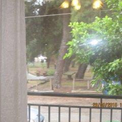 Отель Villa Vasiliki Греция, Метаморфоси - отзывы, цены и фото номеров - забронировать отель Villa Vasiliki онлайн балкон