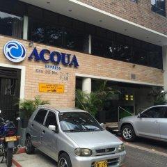 Hotel Acqua Express парковка