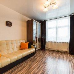 Апартаменты на Егорова Студия с различными типами кроватей фото 17