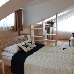 Отель Nikole apartamentai Стандартный номер с различными типами кроватей фото 3