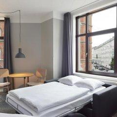 Zleep Hotel Copenhagen City 3* Стандартный семейный номер с двуспальной кроватью фото 3