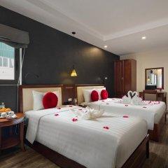 Holiday Emerald Hotel 3* Стандартный семейный номер с двуспальной кроватью