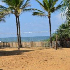 Отель Kamili Beach Villa спортивное сооружение