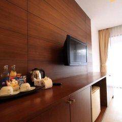 Отель Ramada by Wyndham Aonang Krabi 4* Улучшенный номер с различными типами кроватей фото 7