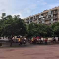 Отель Ciutat de Sant Adria Испания, Сан-Адриан-де-Бесос - - забронировать отель Ciutat de Sant Adria, цены и фото номеров парковка