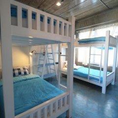 Chanchalay Hip Hostel Стандартный номер с различными типами кроватей фото 11