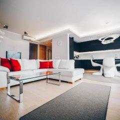 Отель Kreutzwaldi Penthouse Эстония, Таллин - отзывы, цены и фото номеров - забронировать отель Kreutzwaldi Penthouse онлайн комната для гостей фото 2