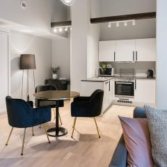 Апартаменты Frogner House Apartments Bygdoy Alle 53 Осло в номере фото 2