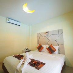 Отель Lanta Fevrier Resort 2* Стандартный номер с различными типами кроватей фото 2