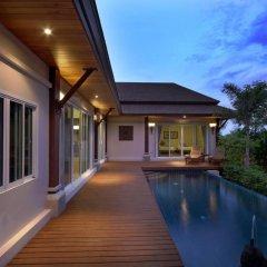Отель Ban Thai Villa Пхукет балкон