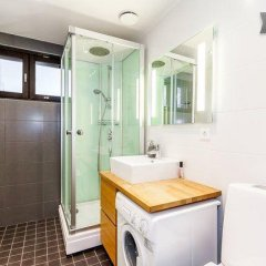 Апартаменты Apartment White Orchidea ванная