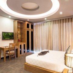 Valentine Hotel 3* Улучшенный номер с различными типами кроватей фото 2