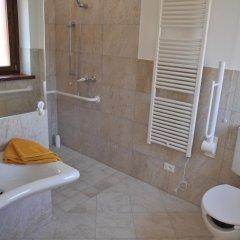 Отель Affittacamere Al castello Корденонс ванная