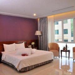 White Lotus Hotel 3* Люкс с различными типами кроватей фото 7