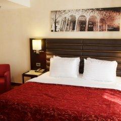 Отель Eurostars Budapest Center 4* Улучшенный номер с различными типами кроватей фото 4