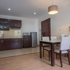 Апартаменты Song Hung Apartments Улучшенные апартаменты с различными типами кроватей фото 7