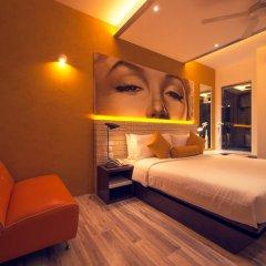 Отель Pledge 3 3* Номер Делюкс с различными типами кроватей фото 2