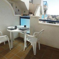 Отель Playamarina Ii Aparthotel Cabo Roig Ориуэла балкон