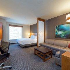Отель Hyatt Place Nashville Downtown 3* Стандартный номер с различными типами кроватей фото 3