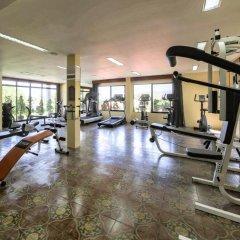 Отель Karona Resort & Spa фитнесс-зал