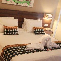 Отель Grand Barong Resort 3* Улучшенный номер с различными типами кроватей фото 2