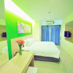 Отель Glow Central Pattaya Семейный люкс фото 5