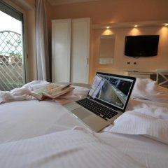 Отель Zaccardi 3* Стандартный номер с различными типами кроватей фото 20
