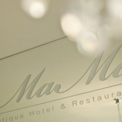 Boutique Hotel Mama интерьер отеля фото 3
