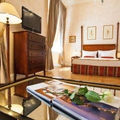 Smetana Hotel 5* Номер Делюкс с различными типами кроватей фото 5