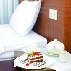 Гостиница Park Wood Академгородок 4* Стандартный номер с разными типами кроватей фото 10