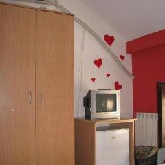 Star Hostel Belgrade Стандартный номер с двуспальной кроватью (общая ванная комната) фото 5