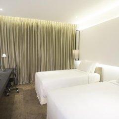 Amara Bangkok Hotel 4* Номер Делюкс с различными типами кроватей фото 7